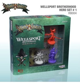 Rum and Bones (First Edition): Wellsport Brotherhood Expansion