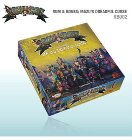 Rum and Bones (First Edition): Mazu's Dreadful Curse Expansion