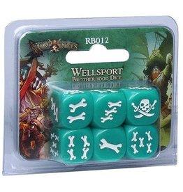 Rum and Bones: Wellsport Dice