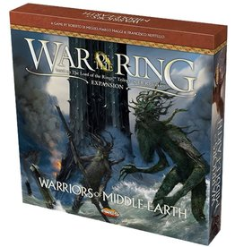 Ares Games War of the Ring: Warriors of Middle-Earth Expansion