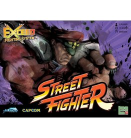 Exceed: Street Fighter: M. Bison