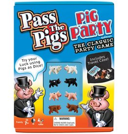 Pass the Pigs: Pig Party