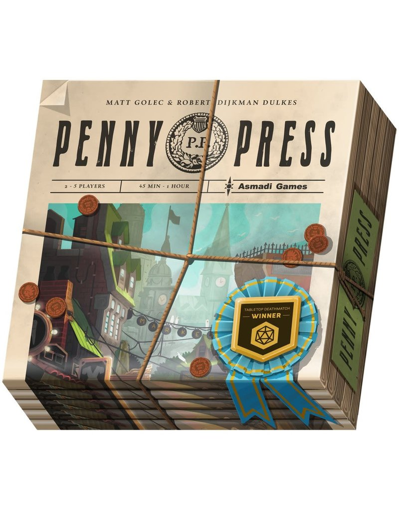 Asmadi Penny Press