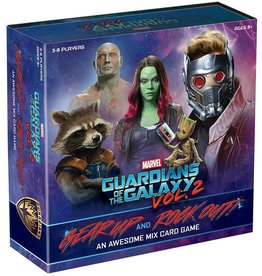 Guardians of the Galaxy Vol.2: Gear Up and Rock Out