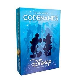 Disney Family Codenames