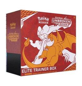 The Pokemon Company Unbroken Bonds Elite Trainer Box