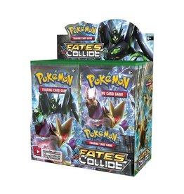 The Pokemon Company Fates Collide Booster Box