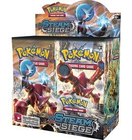 The Pokemon Company Steam Siege Booster Box