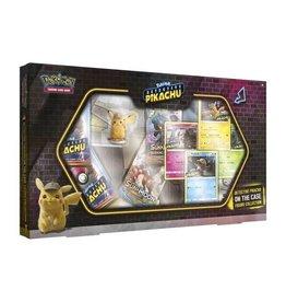 The Pokemon Company Detective Pikachu Figure Collection