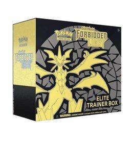 The Pokemon Company Forbidden Light Elite Trainer Box