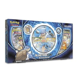 The Pokemon Company Blastoise-GX Premium Collection