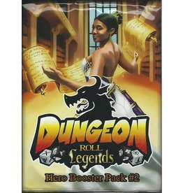 Dungeon Roll: Hero Pack 2