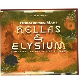 Terraforming Mars: Hellas and Elysium