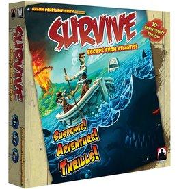 Survive: Escape From Atlantis (30th Anniversary Edition)