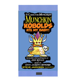 Munchkin: Kobolds Ate My Baby!