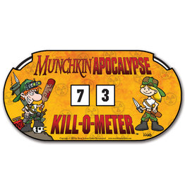Munchkin: Apocalypse Kill-O-Meter