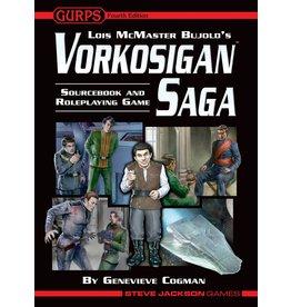 GURPS: Vorkosigan Saga