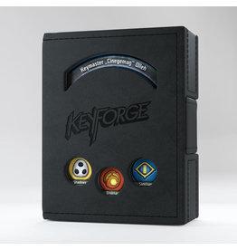 KeyForge Deck Book - Black