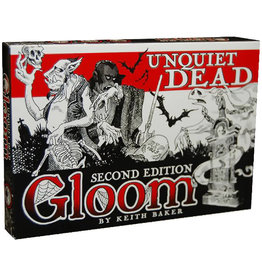 Gloom (Second Edition): Unquiet Dead