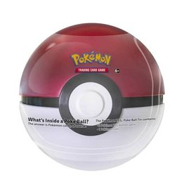 Pokeball Tin 2019