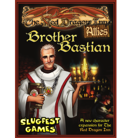 The Red Dragon Inn Allies: Brother Bastian