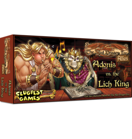 The Red Dragon Inn Allies: Adonis vs The Lich King