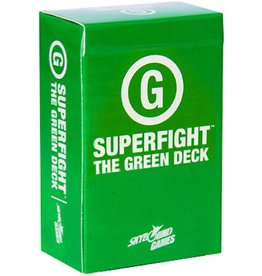 Superfight - The Green Deck