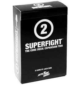 Superfight - The Core Deck Expansion 2
