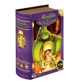 Tales and Games: Aladdin and the Magic Lamp