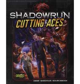 Shadowrun RPG: Cutting Aces