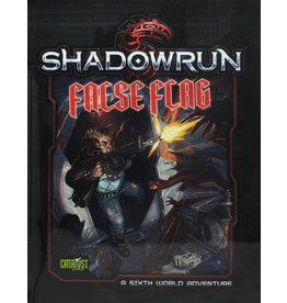 Shadowrun RPG: False Flag