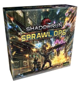 Shadowrun RPG: Sprawl Ops