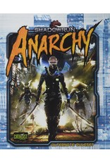 Catalyst Game Labs Shadowrun RPG: Anarchy