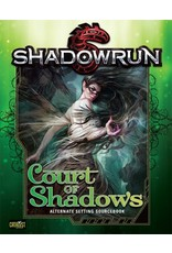 Catalyst Game Labs Shadowrun RPG: Court of Shadows