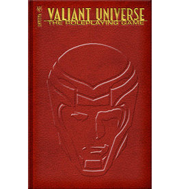 Valiant Universe RPG (Limited Edition): Core Rulebook (Red Cover)