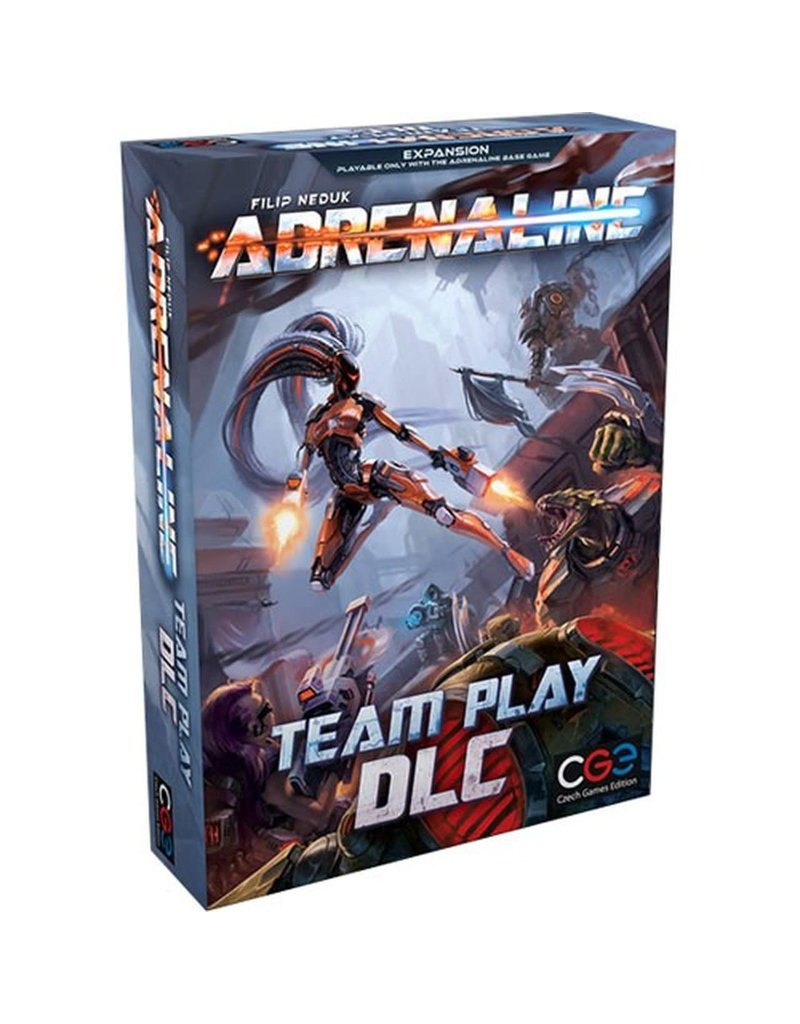 CGE Adrenaline: Team Play DLC