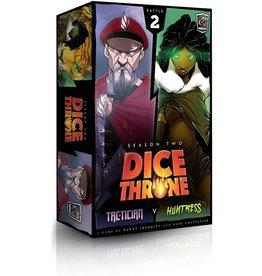 Dice Throne: Tactician vs Huntress