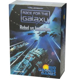Rio Grande Games Race for the Galaxy: Rebel vs. Imperium Expansion