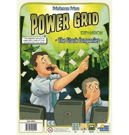 Power Grid: The Stock Companies