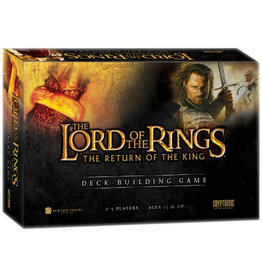 The Lord of the Rings Deck Building Game: The Return of the King