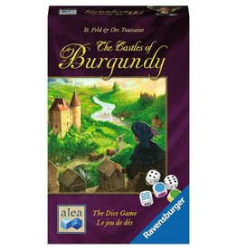 The Castles of Burgundy Dice Game