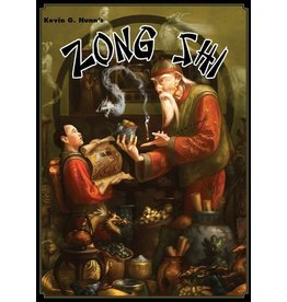 Eagle-Gryphon Games Zong Shi