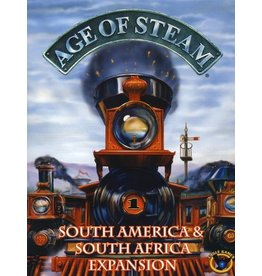 Age of Steam: South America and South Africa Expansion