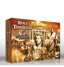Roll Through the Ages: The Iron Age (w/ Med Expansion)