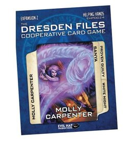 The Dresden Files Cooperative Card Game: Helping Hands - Expansion 2