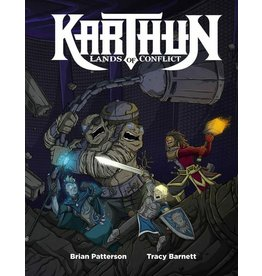 Karthun: Lands of Conflict (Hardcover)