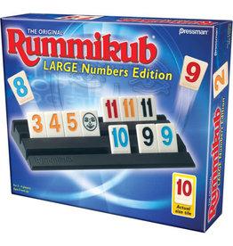 Rummikub Large Numbers Edition