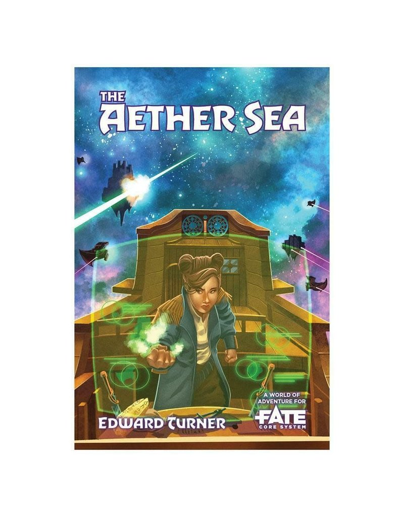 Evil Hat Productions Aether Sea