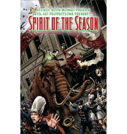 Evil Hat Productions Spirit of the Century: Spirit of the Season