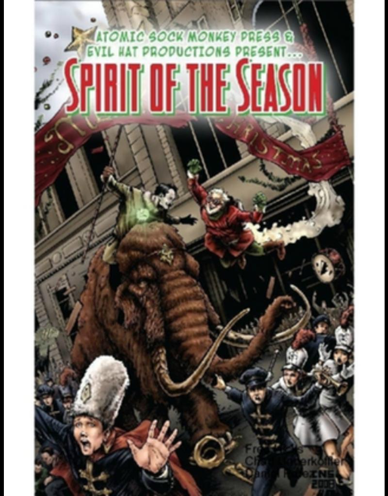 Evil Hat Productions Spirit of the Century: Spirit of the Season
